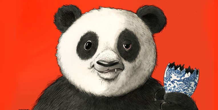 china-bear