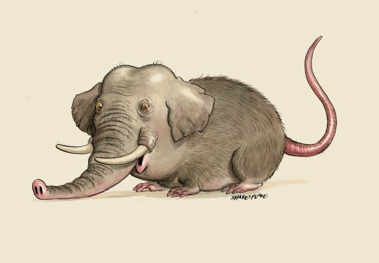 mousephant